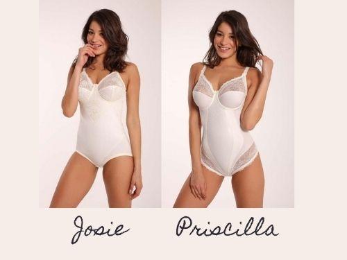 Body Josie e Priscilla