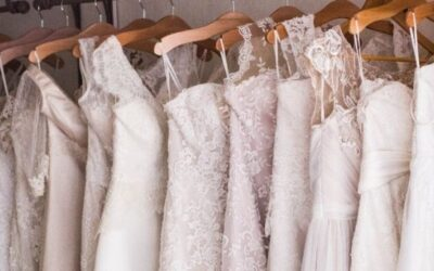 Come scegliere l'abito da sposa in base al proprio fisico: i consigli di Clara