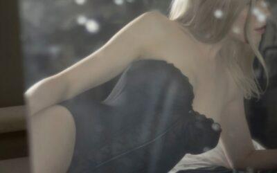 Lady Barbara: testimone indiscusso di bellezza e contenzione